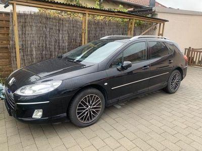 gebraucht Peugeot 407 Premium