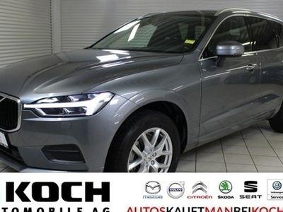 gebraucht Volvo XC60 D5 AWD Momentum Aut IntelliS LED Kamera Navi
