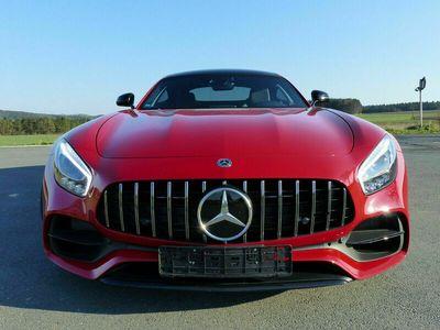 gebraucht Mercedes AMG GT S Night-Paket/Pano/Burmester/Kam/Garantie