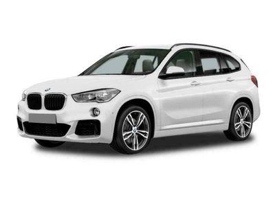 gebraucht BMW X1 X1xDrive20d M-Sportp./Alarm/Navi/Head-Up/LED