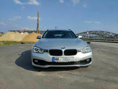 gebraucht BMW 320 d Touring Euro 6 LED Navi-Prof. SHZ Keyless-Go