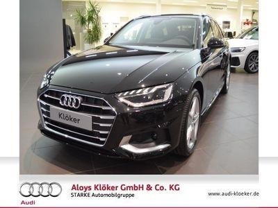 gebraucht Audi A4 Avant advanced 35 TDI AHK Navi LED PDC LM Klima