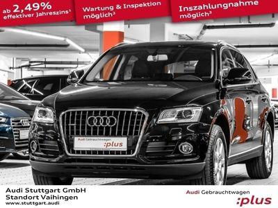 gebraucht Audi Q5 2.0 TDI quattro S tronic Pano AHK Alcantara
