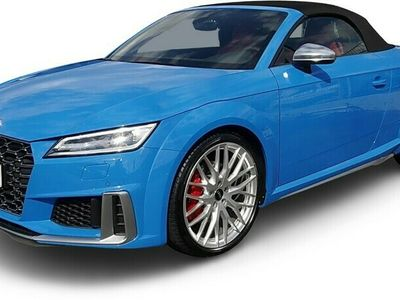 gebraucht Audi TT Roadster TTS S 2.0 TFSI qu. S tr. NAVIXENONLEDER