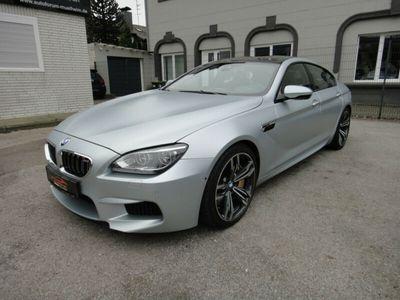 gebraucht BMW M6 Gran Coupe HUD B&O Carbon Ceramik Soft 360Camera