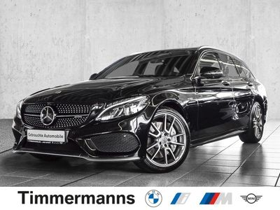 gebraucht Mercedes C43 AMG AMG 4Matic T 9G-Tronic PANO AHK LED Burmest