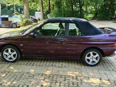 gebraucht Ford Escort Cabriolet