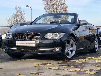 gebraucht BMW 325 Cabriolet 3er d Edition Exclusive