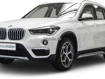 gebraucht BMW X1 X1xDrive20d xLine Steptronic Aut. Klimaaut. PDC