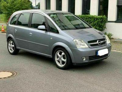 gebraucht Opel Meriva 1.8 Cosmo / AUTOMATIK / TÜV / 1.HAND / LPG - GAS