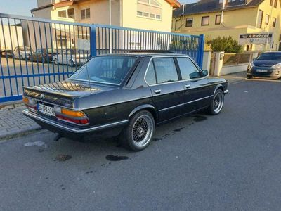gebraucht BMW 524 E28 td M Lederausstattung, elektr. ... als Limousine in Biebesheim