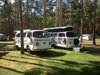 gebraucht VW T2 - VW Bus (1975) mit Wohnmobil (1978)