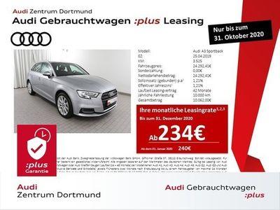 gebraucht Audi A3 Sportback design 35TFSI S-tronic/Navi/Xenon/GRA