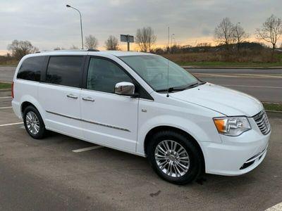 gebraucht Chrysler Grand Voyager TOWN&COUNTRY T-L 30-Jubiläum