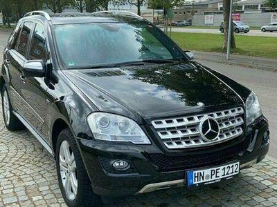 gebraucht Mercedes ML300 M -KlasseCDI BE 4-Matic