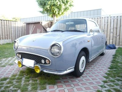 gebraucht Nissan Figaro Youngtimer in Lapis Grey