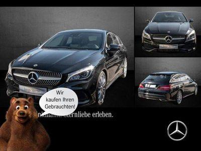 gebraucht Mercedes CLA200 Shooting Brake d Urban/LED/PTS/SHZ Parktronic/DPF