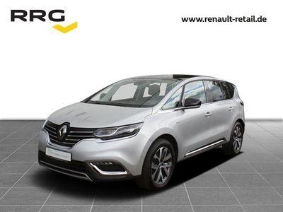 gebraucht Renault Espace V LIMITED BLUE dCi 200 EDC AHK, 4Control-