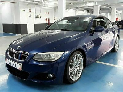 gebraucht BMW 325 Cabriolet i Autom M-Sportpaket Vollleder wieNEU! als Cabrio/Roadster in Dellmensingen