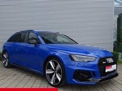 gebraucht Audi RS4 Avant exclusive Panorama B&O Sportabgas 280kmh Dynamik+AssistenzPak. Memory Keyless PDC+Kameras Alu 20