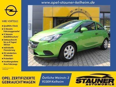 gebraucht Opel Corsa E 3-T 1.0 ECO Turbo *City-Modus*CD-Player*