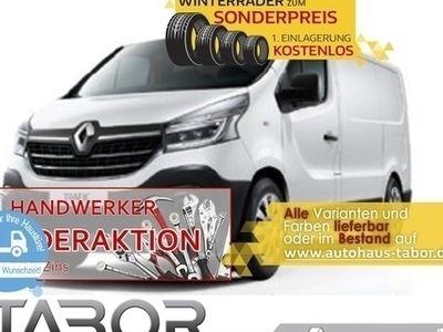 gebraucht Renault Trafic Ecoline L1H1 2,7 dCi 95