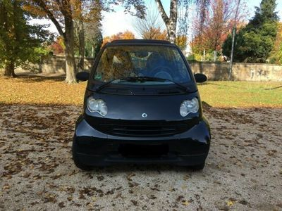 gebraucht Smart ForTwo Coupé softtouch cdi BRABUS-Panoramadach