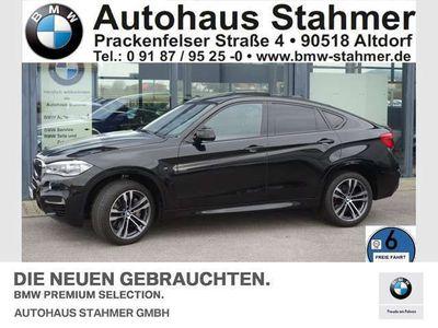 gebraucht BMW X6 M 50d M Sportpaket Head-Up HK HiFi DAB LED