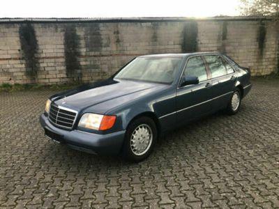 gebraucht Mercedes 500 SEL - Scheckheftgepflegt-