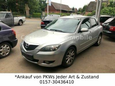 used Mazda 3 *1.6 Sport Active*2. Hand*Klimaautom.*AHK*ALU*