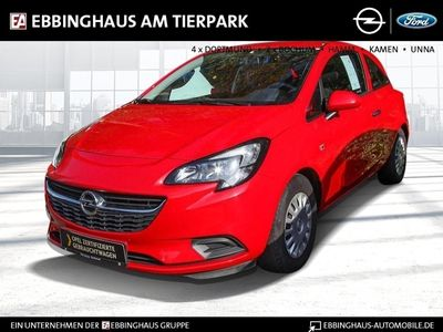 gebraucht Opel Corsa E Selection 1.2 Klima el. Fensterheber Radio