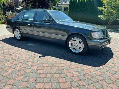 gebraucht Mercedes 600 SEL Deutsche Fahrzeug, H-Zulassung, 35.000km