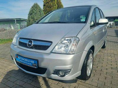 gebraucht Opel Meriva Edition 1.6 Klima Automatik 1- Hand
