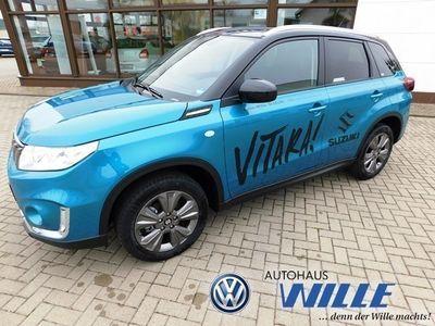 gebraucht Suzuki Vitara 1.0 5D M/T 4x4 Comfort Klima