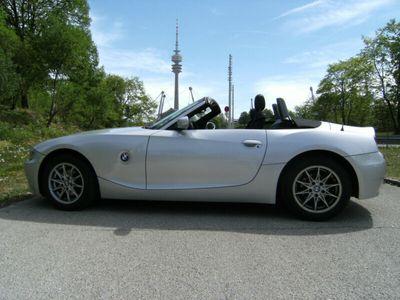 used BMW Z4 roadster 2.5i
