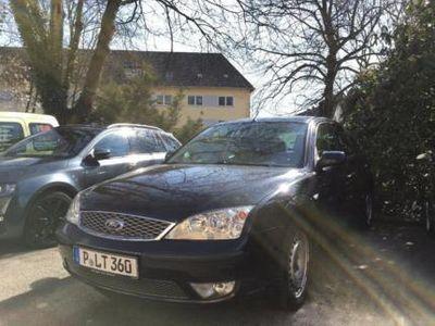 gebraucht Ford Mondeo 1.8i TÜV HU 92 kW 125 PS unfal...