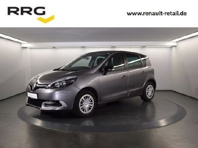 gebraucht Renault Scénic III ScenicLIMITED DELUXE dCi 110 SITZHEIZUNG