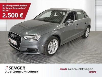 gebraucht Audi A3 Sportback design 2.0 TDI 110 kW (150 PS) 6-Gang