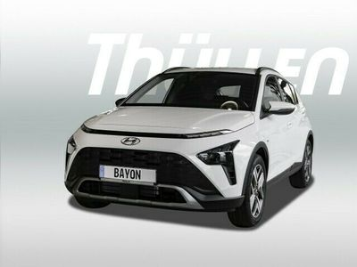 gebraucht Hyundai Bayon 1.0 T-GDi 48V iMT Intro Edition Pluspaket