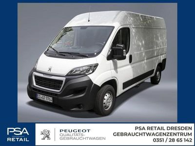 gebraucht Peugeot Boxer HDi 130 335 L3H2 S&S Avantage, Klima,