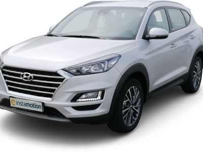 gebraucht Hyundai Tucson TucsonAdvantage 2WD 1.6 EU6d-T Navi Rόckfahrkam. LED-hinten LED-Tagfahrlicht Multif.Lenkrad