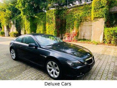 gebraucht BMW 630 630 Baureihe 6 Coupe i Aut ,Schiebedach,Leder,Xen