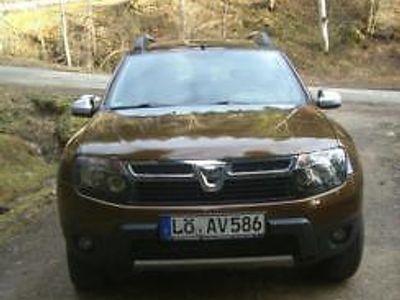 gebraucht Dacia Duster Prestige dci 4x4 /110