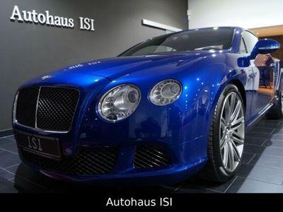 """gebraucht Bentley Continental GT Speed W12 MULLINER,MASSAGE,21"""""""