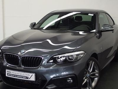 gebraucht BMW 220 d xDrive Coupe Aut M Sport+Navi+LED+HiFi+PDC+