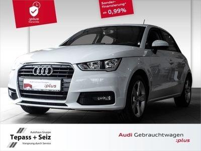 gebraucht Audi A1 Sportback 1.0 TFSI ultra Connectivity Drive Select