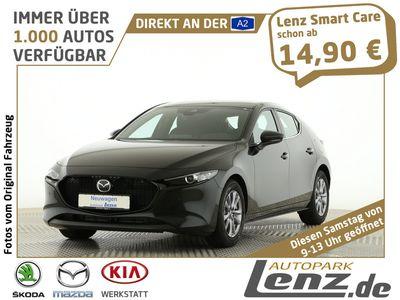 gebraucht Mazda 3 Selection LED NAVI KAMERA ACC HUD DAB LM 0,99%