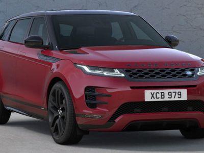 gebraucht Land Rover Range Rover evoque 2.0D150 AWD R-Dyn SE