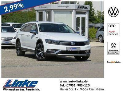 gebraucht VW Passat Alltrack Variant 2.0 TDI DSG Navi/Standhzg./ACC/LED/AHK/K