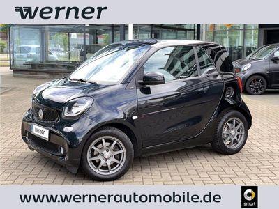 gebraucht Smart ForTwo Coupé 66 kW Prime ~AUTOM~NAVI~SPORT~SHZ~